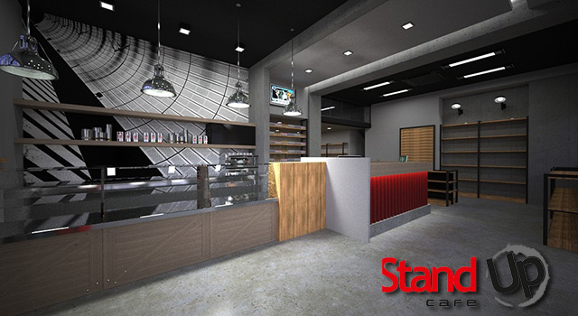 Brand New StandUp Cafe